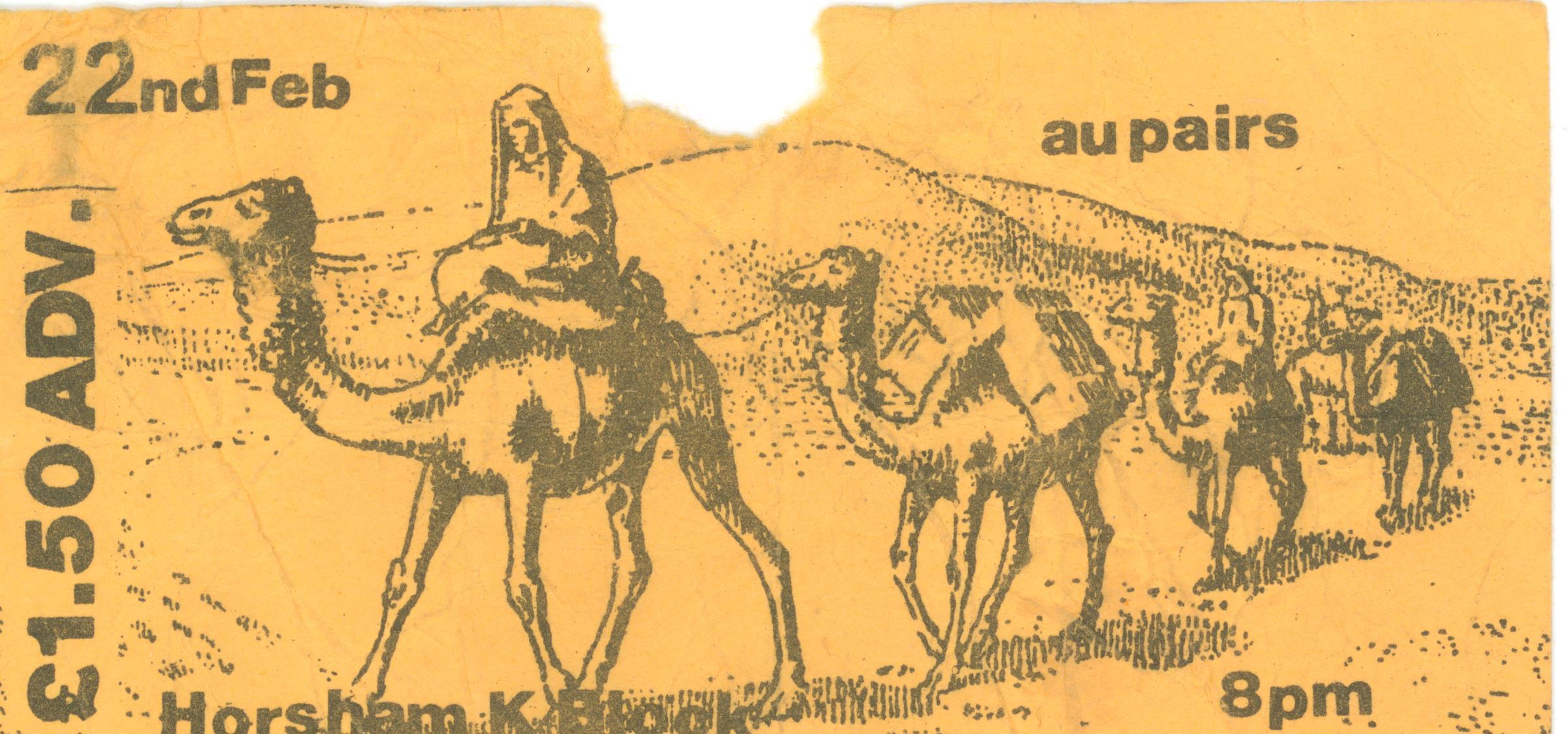 Au pairs 1981