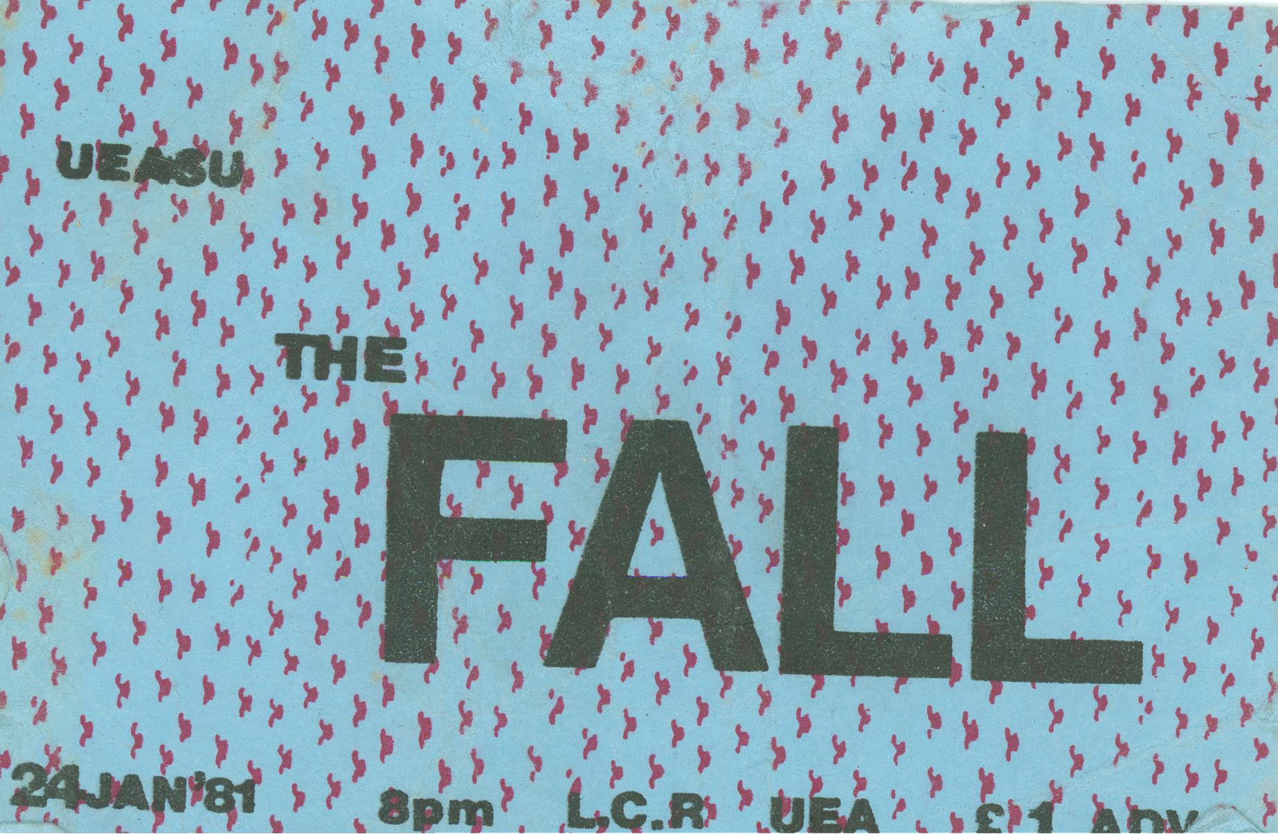 The Fall 1981