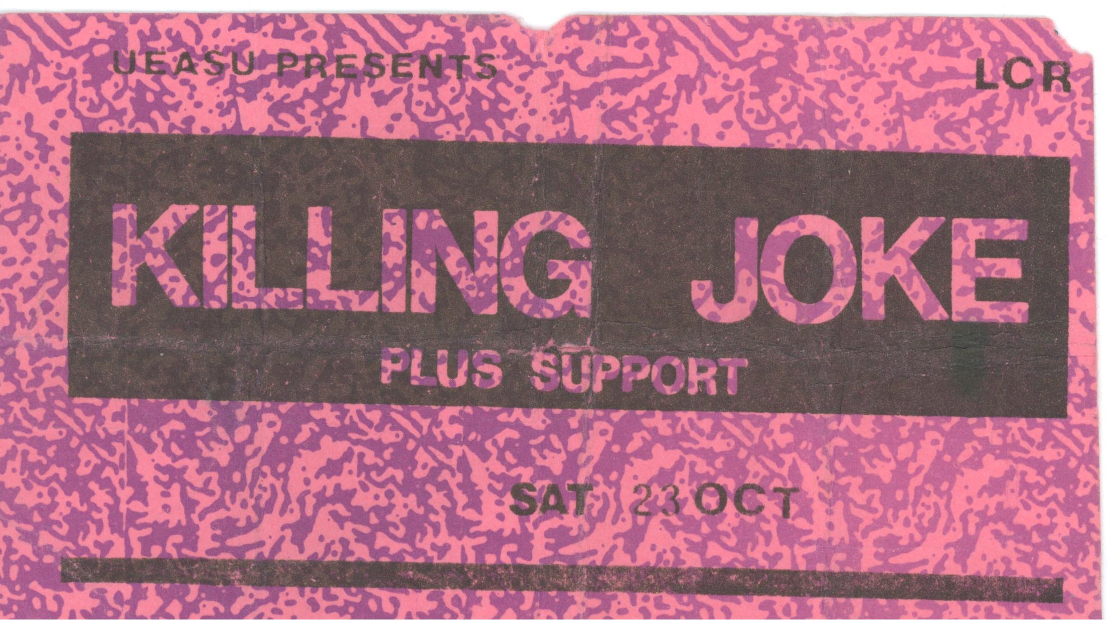 killing joke 1982