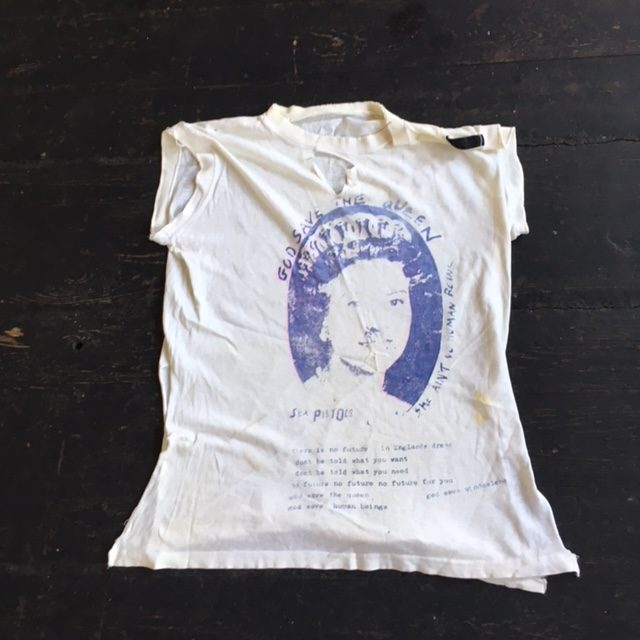 Punk in the East | God Save The Queen t-shirt  Vivienne