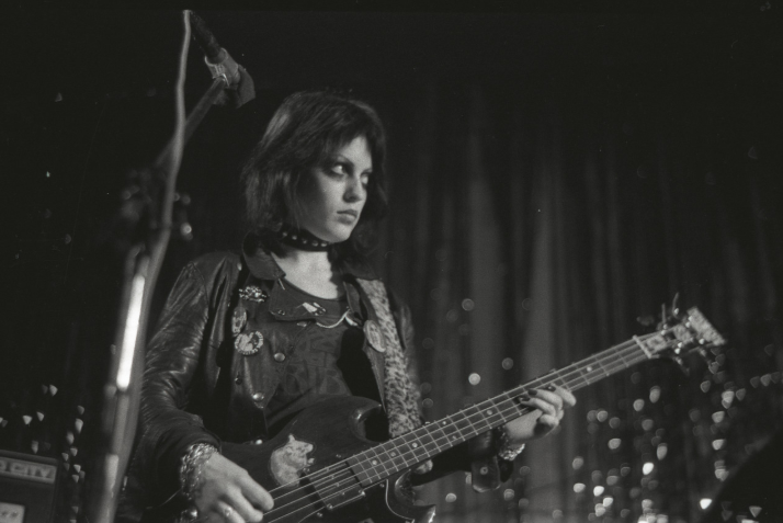Gaye Advert, West Runton, June 1977