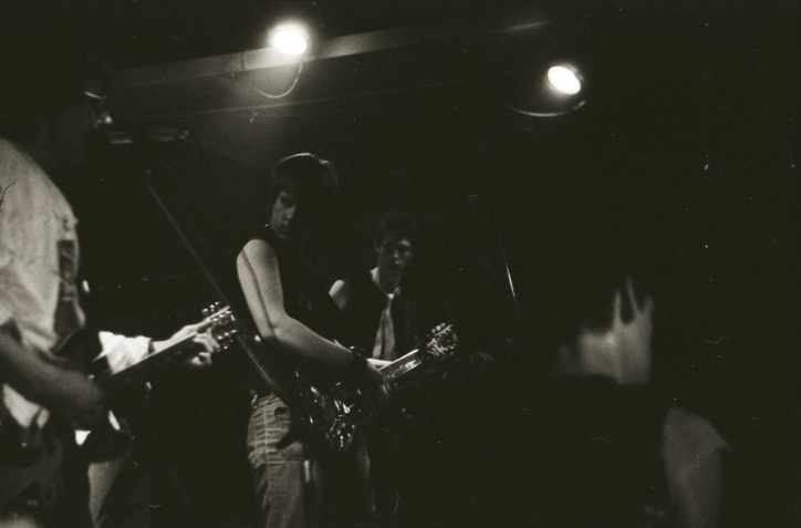 The Toads, Premises, St Benedict's Street, Norwich, 1977