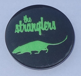 The Stranglers Pin Badge
