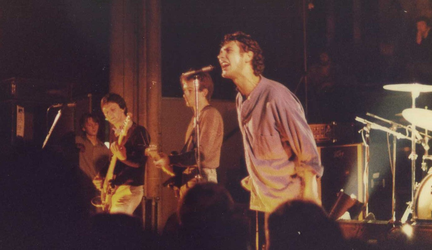 Gang of Four, St Andrew's Hall, Norwich, 1981