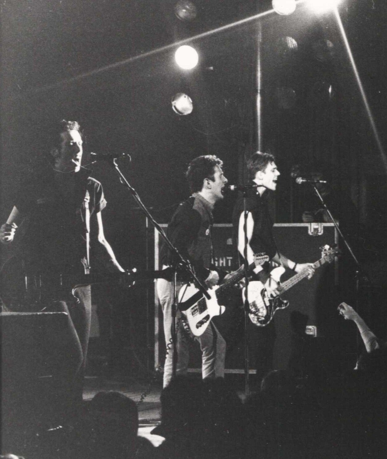 The Clash, Ipswich Gaumont, January 1980